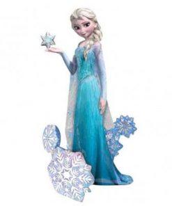 Disney Frozen Elsa AirWalker Balloon 144cm Tall !