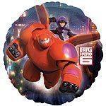 "Big Hero 6 Party 18"" Foil Balloon"