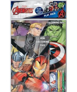Avengers Activity Pack