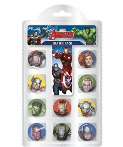 Avengers Erasers
