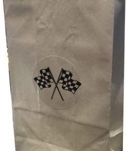 Racing Grand Prix Car Party Bags