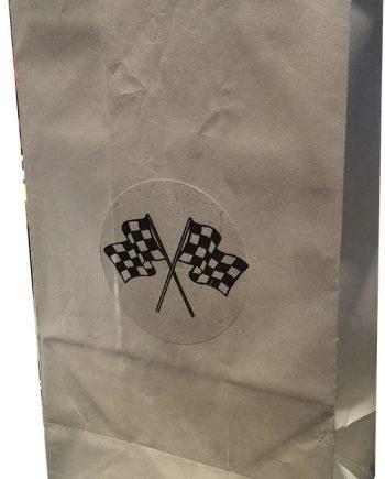 Racing Grand Prix Car Party Bags