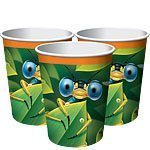 Bug Eyed Themed Paper Party Cups 255mls Pk 8