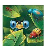 Bug Eyed Paper Napkins - Pk of 16