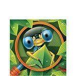 Bug Eyed Paper Beverage Napkins - Pk of 16