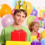 BUY BOYS THEMED PARTY DECORATIONS & BALLOONS