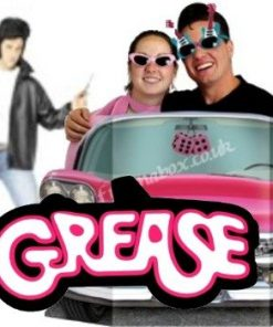 Grease Themed Party