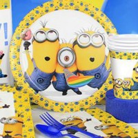 Minions Despicable Me Themed Birthday Party