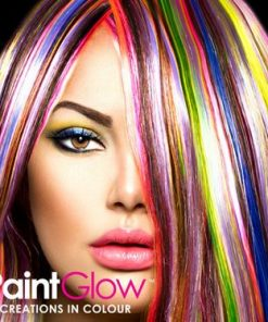 UV Neon Hair Colour Gels