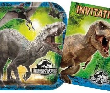 Buy Jurassic Park World Themed Birthday Party Supplies