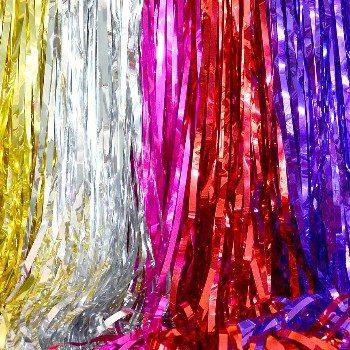 Buy Shimmer Door Curtains