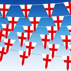 st-george-s-day-bunting
