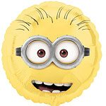 "Despicable Me Party Minion 18"" Foil Balloon"