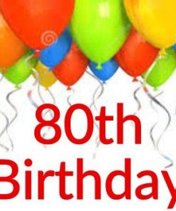 80th Party Themes