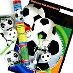 Football Party Favour Pack (48pk)