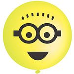 Despicable Me Party Punchball Balloons (2pk)