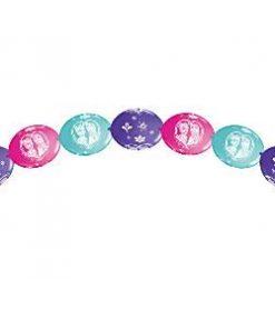 Disney Frozen Ice Skaitng Archway Balloons