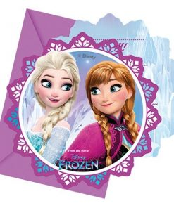 NEW Disney Frozen Party Invites