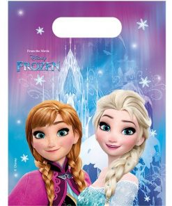 NEW Disney Frozen Party Plastic Themed Party Bags