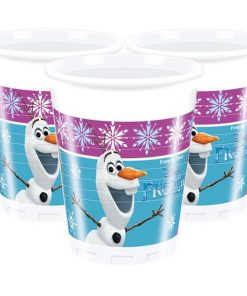Disney Frozen plastic Cups