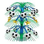 Championship Football Party Cascade Table Centrepiece - 45cm