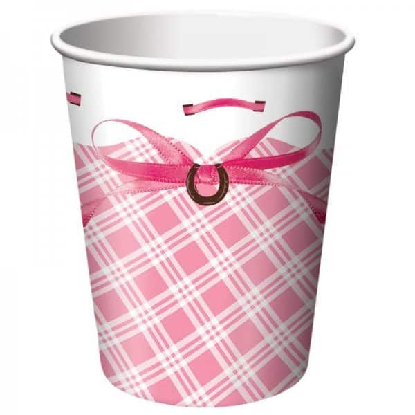 Heart a Horse Party Cups