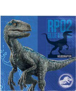 Jurassic World Paper Napkins