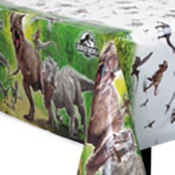 Jurassic World Party Tablecover