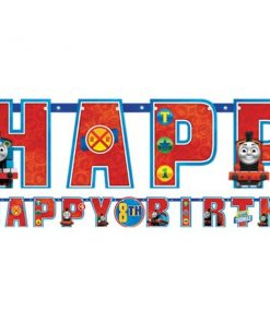 Thomas The Tank Engine Party Add An Age Letter Banner
