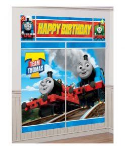 Thomas The Tank Engine Party Scene Setter