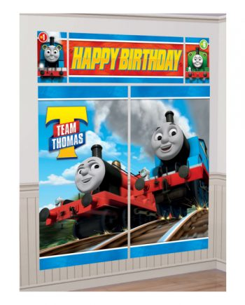 Thomas The Tank Engine Party Scene Setter