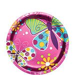 butterfly-sparkle-18cm-plates