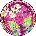butterfly-sparkle-23cm-plates