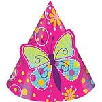 butterfly-sparkle-cone-hats