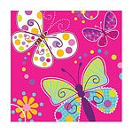butterfly-sparkle-luncheon-napkins