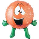 Orange Fruit Balloon