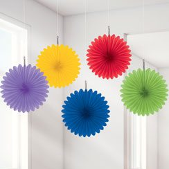 rainbow-hanging-fan