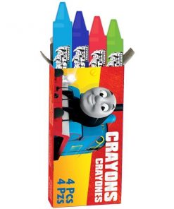 Thomas The Tank Engine Party Bag Filler Crayons