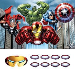 Avengers Party Games