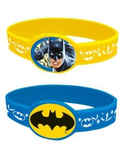 Batman Party Stretch Bracelet