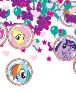 My Little Pony Party Table Confetti