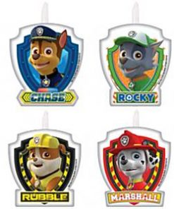 Paw-Patrol-Cake-Candles