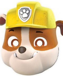 Paw-Patrol-Rubble Mask