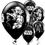Star Wars Party Printed Latex Balloons - 11'' (25pk)