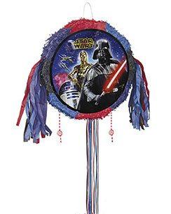 Star wars Drum Pinata