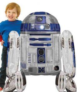 Star Wars Party R2-D2 Airwalker Balloon - 38'