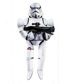 Star Wars Party Storm Trooper AirWalker Balloon