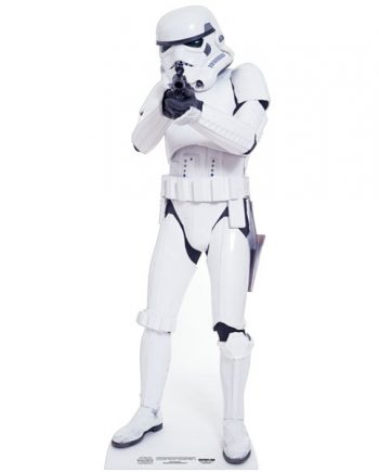 Star Wars Party Stormtrooper Cardboard Cutout