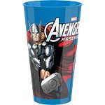 Avengers Plastic Tumbler - 400ml each