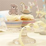 Rock A Bye Baby Party Cupcake Kit (50pk)